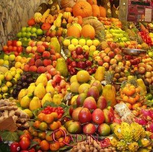 Şəfalı meyvələr