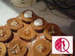 Şaftalı peçenyeləri(foto resept)