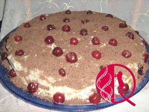 Albalı tortu (foto resept)