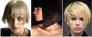 Üz formalarına görə saç düzümləri