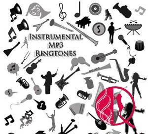 Mobil telefonlar üçün instrumental musiqi