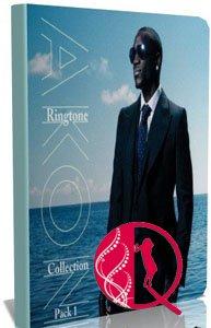 Mobil telefonlara Akon kolleksiyası