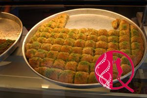 Türk paxlavası (video resept)