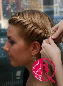 Saçların hörülməsi (foto dərs)