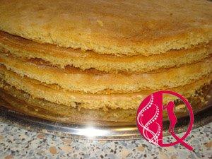 """""""PƏRQU"""" tortu (foto resept)"""