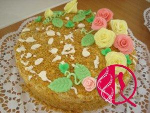 �PƏRQU� tortu (foto resept)