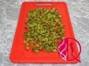 VİNEQRET salatı (foto resept)