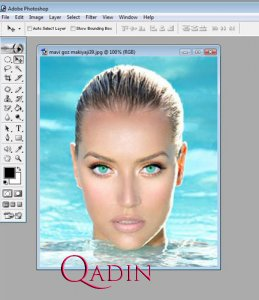 Adobe Photoshop (Dərs 4)