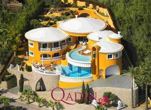 28 milyon dollarlıq villa