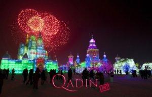 Qar və buz festivalı
