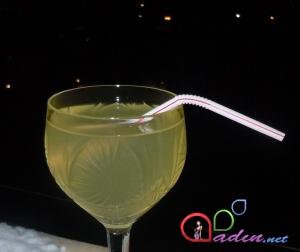 Ev üsulu limonad (foto resept)