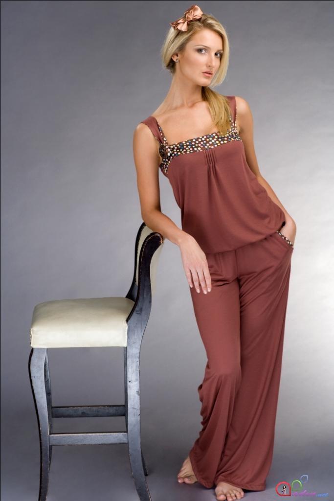 Купить Домашнюю Одежду Для Женщин