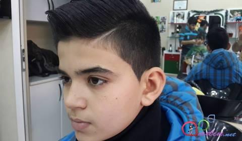 Oğlan uşaqları üçün saç düzümləri » Qadin.Net ~ İlk milli