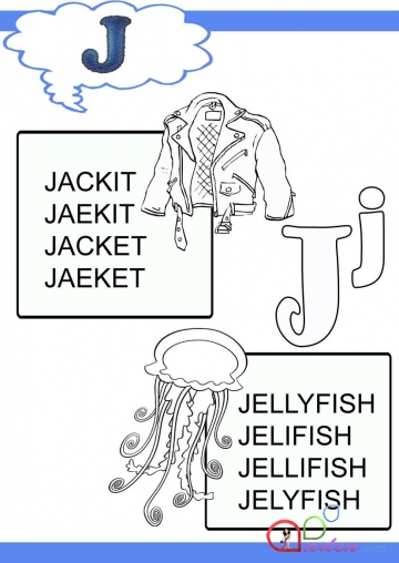 İngilis dili - J (1)