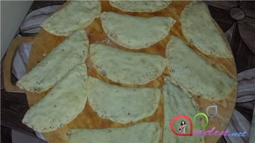 Ciyər qutabı (foto resept)