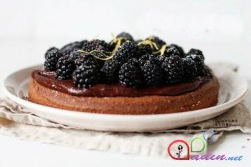 Şokoladlı tort (foto resept)