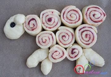 Yeni il üçün quzu piroqu(foto resept)