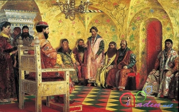 Orta əsr Rusiyasında coğrafi biliklər