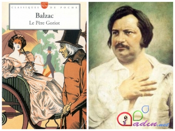 """O.Balzak """"Qorio ata""""-17"""