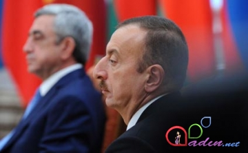 Əliyev və Serjin Paris görüşü
