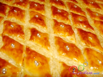 Kokoslu paxlava (foto-resept)