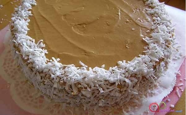 Торт медовик (медовый торт). Пошаговый фото-рецепт | Наш ...
