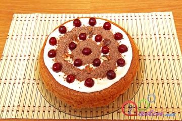 Albalı tortu(foto resept)