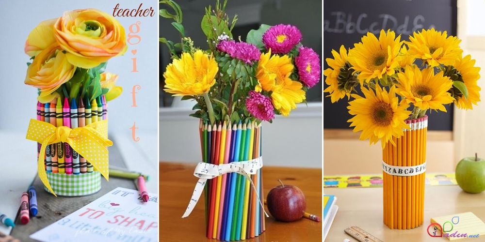 Подарки на день учителя своим руками 102