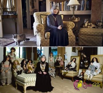 Məşhur yazıçıların iş otaqları