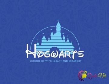 Harry Potter obrazları məşhur loqolarda