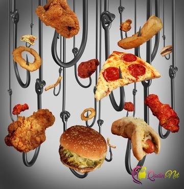Hamilə qadın fast food ile ilgili görsel sonucu