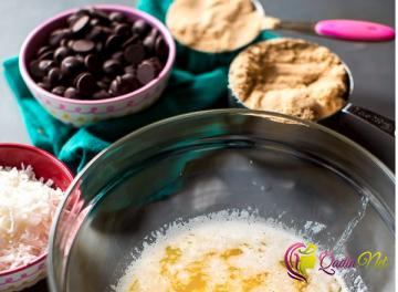 Şokoladlı piroq (foto resept)