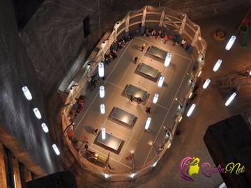 Yerin 120 metr altında əyləncə mərkəzi