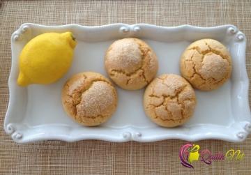 Limonlu bisküvit (foto resept)