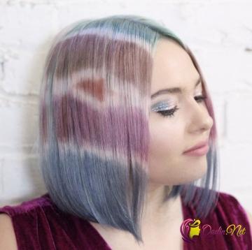 Yeni tərz: Batik saçlar