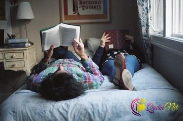 Kitabsevər ilə sevgili olmağın üstünlükləri