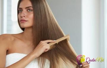 Saç sağlamlığı üçün saçları necə yumalı?