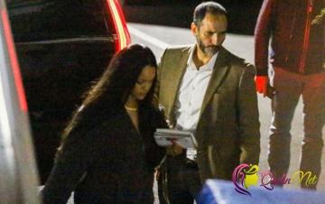 Rihanna onunla yenidən barışdı-FOTO