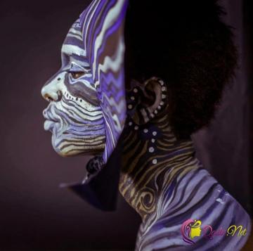 Bədən boyama sənəti