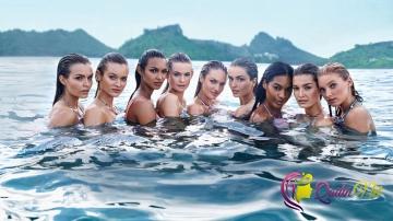 Victoria Secret modellərinin 4 günlük pəhrizi
