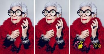97 yaşlı qadın model kimi PODİUMA çıxacaq-FOTO