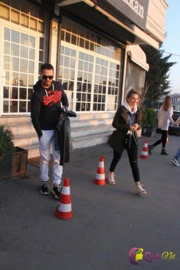 Aslı və Murat diqqət mərkəzində-FOTO