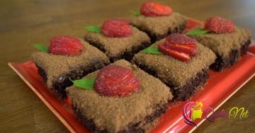 """Qumlu"" keks (foto resept)"