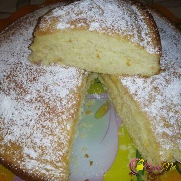 Portağallı piroq (video-resept)