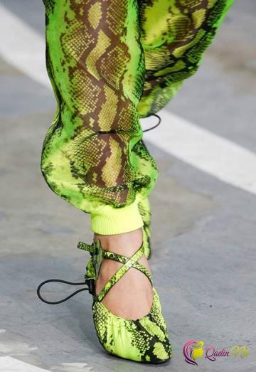 Sezonun trend ayaqqabıları