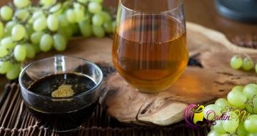 Üzüm şərbəti (foto-resept)