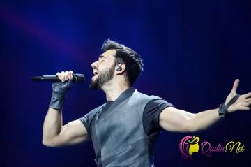"""Çingiz """"Eurovision"""" dakı çıxışından danışdı - VİDEO"""
