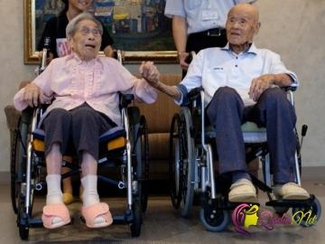 Dünyanın ən yaşlı əri öldü - FOTO