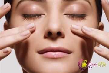 30 saniyəlik göz masajı ilə gözəlləşin