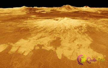 Alimlər Venerada okean izləri tapıblar